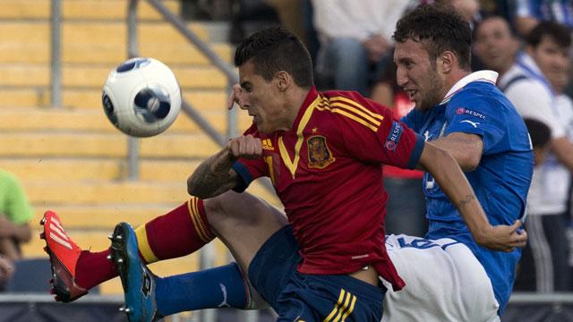 Italy vs. Spain (Final)