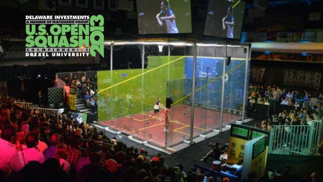Delaware Investments U.S. Open Squash: Men's Semifinals