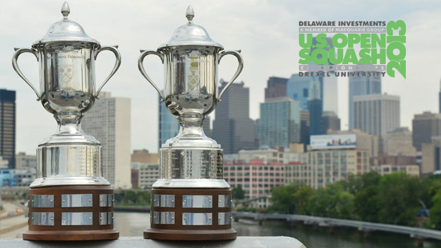 Delaware Investments U.S. Open Squash: Men's And Women's Final