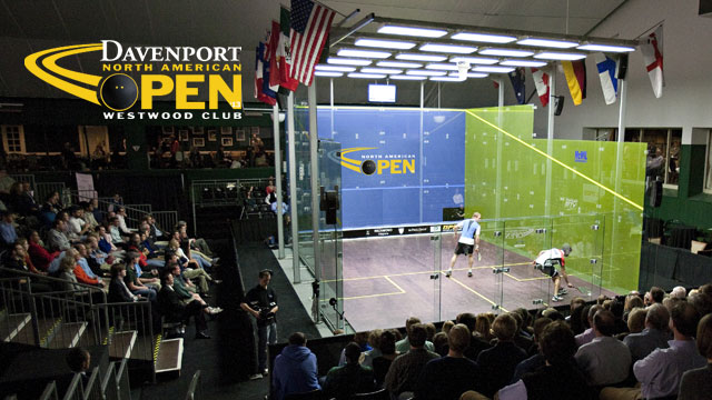 North American Open Squash