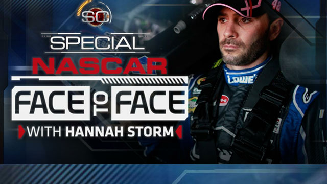 SportsCenter Special: NASCAR Face-To-Face with Hannah Storm