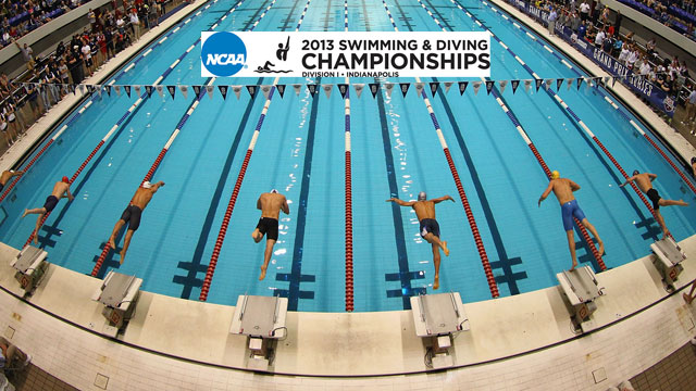 NCAA Men's Swimming & Diving Championships presented by Northwestern Mutual (Day 2)