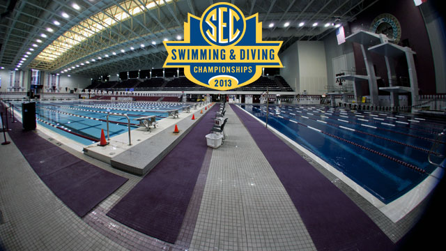 SEC Men's And Women's Swimming & Diving Championships