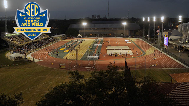 Men's And Women's Outdoor Track & Field SEC Championship