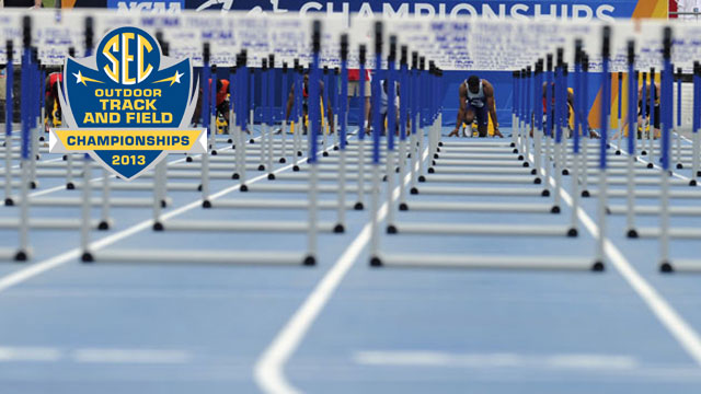 2013 SEC Outdoor Track & Field Championships