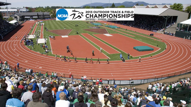 NCAA Outdoor Track & Field Championships presented by Northwestern Mutual (Day Three)