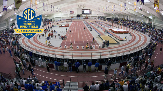Men's & Women's Indoor Track & Field SEC Championship