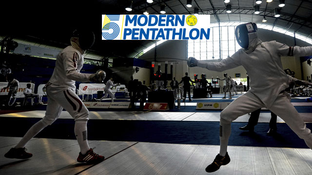 Modern Pentathlon World Championships (Mixed Relay)