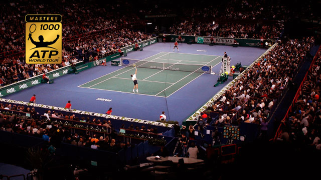 BNP Paribas Masters: Court Central (Second Round)