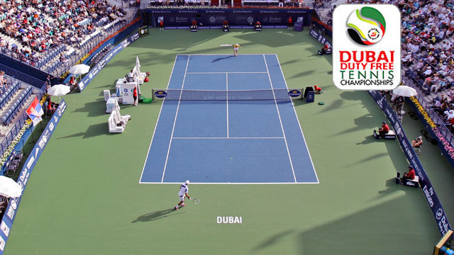 Dubai Duty Free Tennis Championships (First Round)