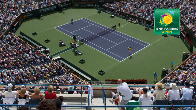 BNP Paribas Open (Third Round)
