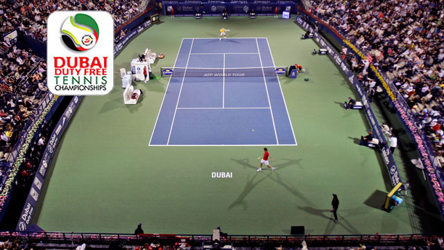 Dubai Duty Free Tennis Championships (Quarterfinals)