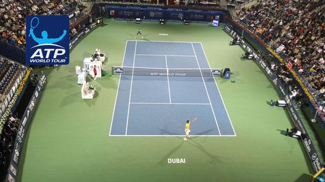 Dubai Duty Free Tennis Championships (Men's Semifinals)