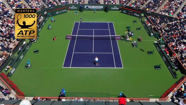 BNP Paribas Open 2013 (Round of 16)