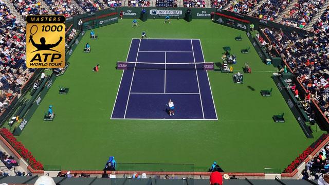 Rafael Nadal (Esp) vs. Tomas Berdych (Cze) (Men's Semifinals): BNP Paribas Open 2013