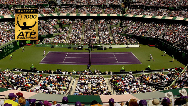 Sony Open Tennis 2013 (Men's Third Round)