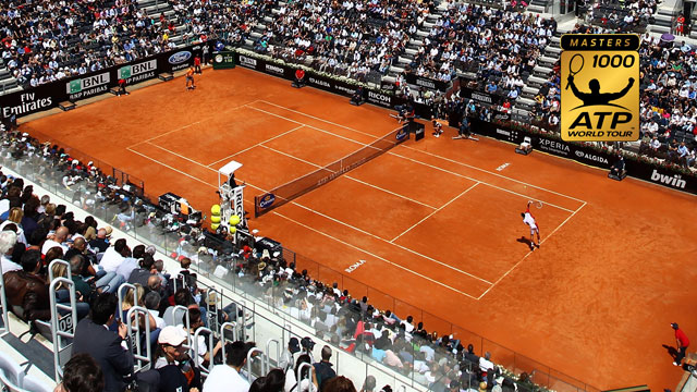Internazionali Bnl D'Italia (Men's First Round) Part 1