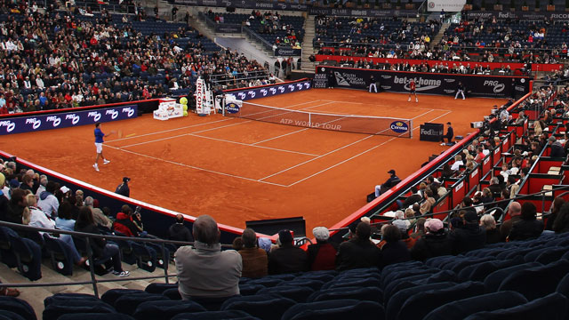 German Tennis Championships (Quarterfinals)