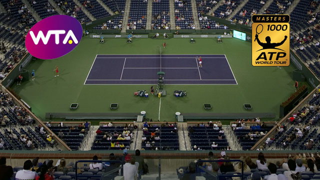 BNP Paribas Open 2013 (Men's & Women's Championships)