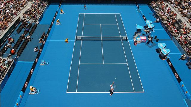 (14) Gilles Simon (FRA) vs. (3) Andy Murray (GBR)