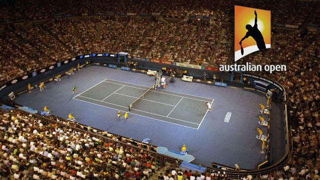 Australian Open 2013 - ESPN2 Coverage (Quarterfinal)