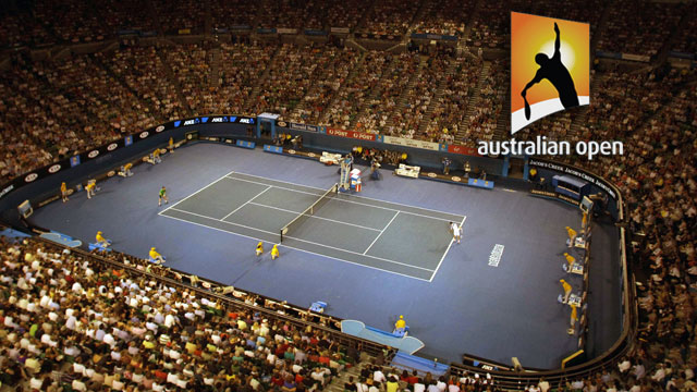 Australian Open 2013 - ESPN2 Coverage (Quarterfinal)