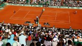 French Open 2013: Court Phillip Chatrier - Petra Martic (CRO) vs. Ana Ivanovic (SRB) [14] (First Round)
