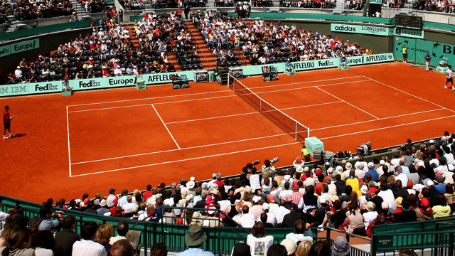 French Open 2013: Court 1 (Day 1) (First Round)