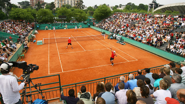 French Open 2013: Court 7 (Day 1) (First Round)
