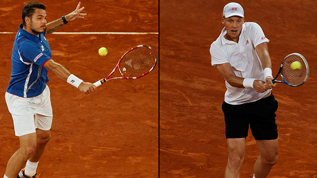 Mutua Madrid Open (Men's Semifinal #2)