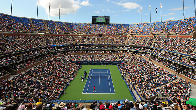 US Open 2013: ESPN2 Coverage (Men's First Round/Women's Second Round)