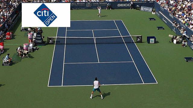 Mardy Fish vs. Tommy Haas (Semifinal #1)