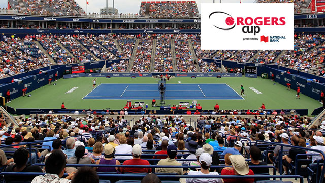 2012 Emirates Airline US Open Series - Rogers Cup (First Round/Second Round)
