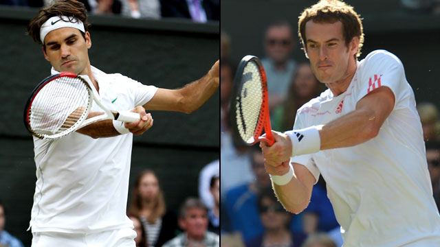 The Championships, Wimbledon 2012 presented by IBM: ESPN Coverage (Gentlemen's Championship)
