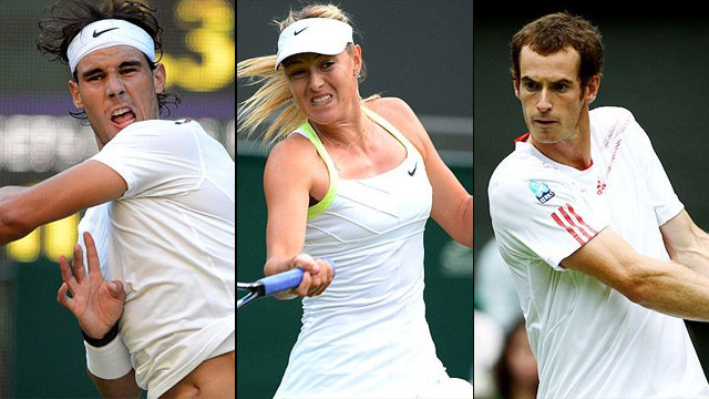 The Championships, Wimbledon 2013 - ESPN1 Coverage (Early Round Coverage Day #1)