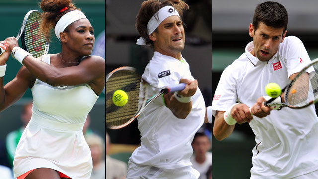The Championships, Wimbledon 2013 - ESPN2 Coverage (Early Round Coverage Day #4)