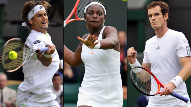 The Championships, Wimbledon 2013 - ESPN Coverage (Early Round Coverage Day #5)
