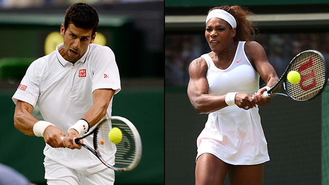 The Championships, Wimbledon 2013 - ESPN Coverage (Early Round Coverage Day #6)