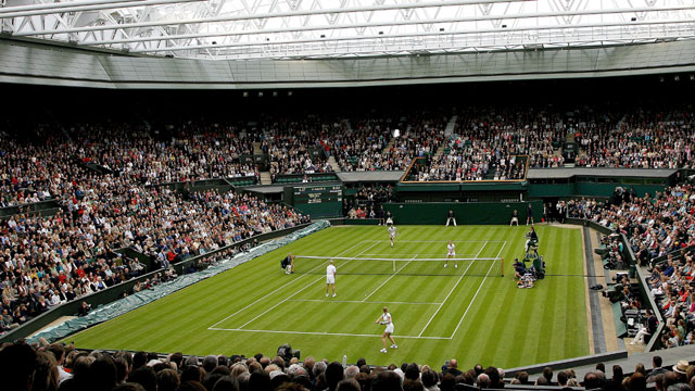 (1) Novak Djokovic (SRB) vs. (2) Andy Murray (GBR)