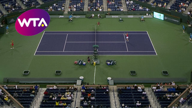 BNP Paribas Open 2013 (Women's Quarterfinal #2)