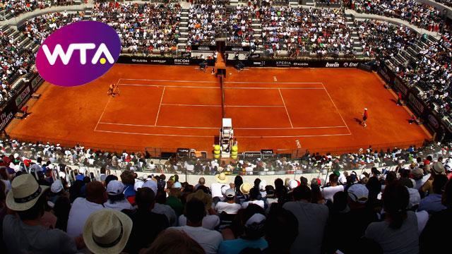 Internazionali Bnl D'Italia (Women's Round of 16) (Part 1)