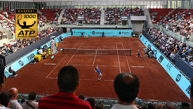 tennis madrid live