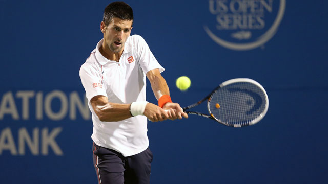 Novak Djokovic vs. Richard Gasquet (Men's Championship)
