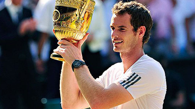 The Championships, Wimbledon 2013 - ESPN Coverage (Gentlemen's Championship)
