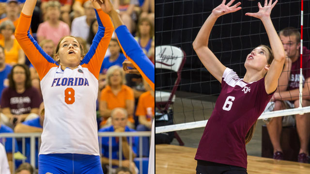 Florida vs. Texas A&M