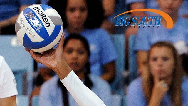 #2 Coastal Carolina vs. #1 Radford (Championship): Big South Volleyball Championship