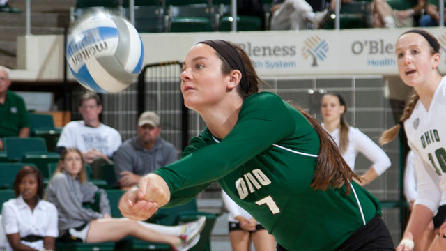 #7 Eastern Michigan vs. #1 Ohio (Championship): MAC Volleyball Championship