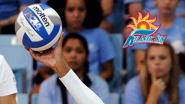 Atlantic Sun Women's Volleyball Championship (Championship)