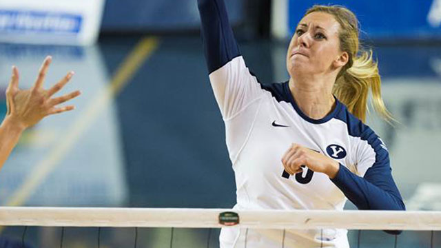 #12 Brigham Young vs. #5 Oregon (Regional Semifinal #1): NCAA Women's Volleyball Championship