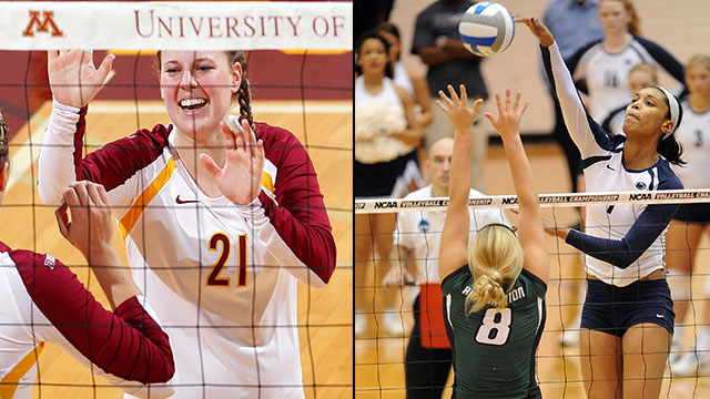 #8 Minnesota vs. #1 Penn State (Regional Final): NCAA Women's Volleyball Championship